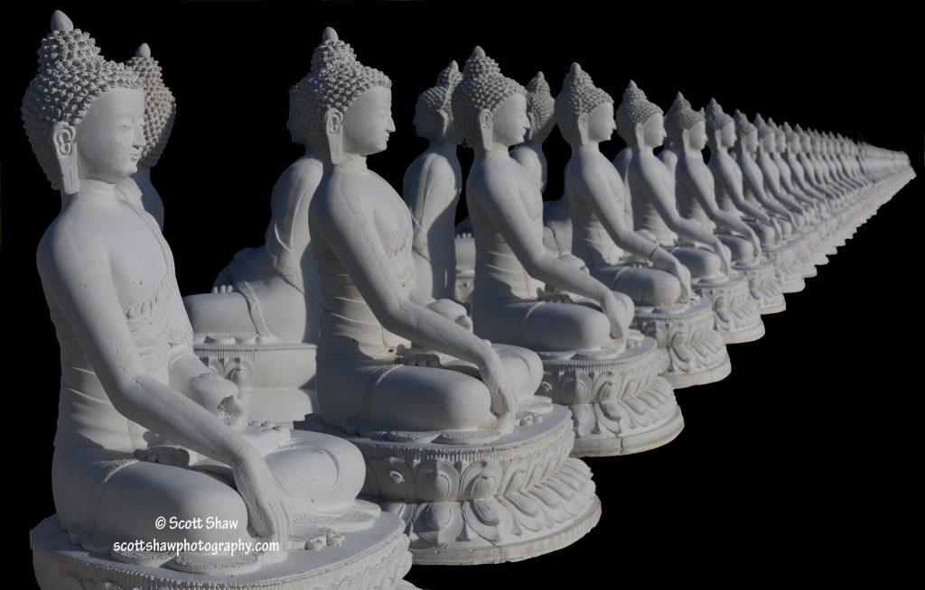 Buddha Line