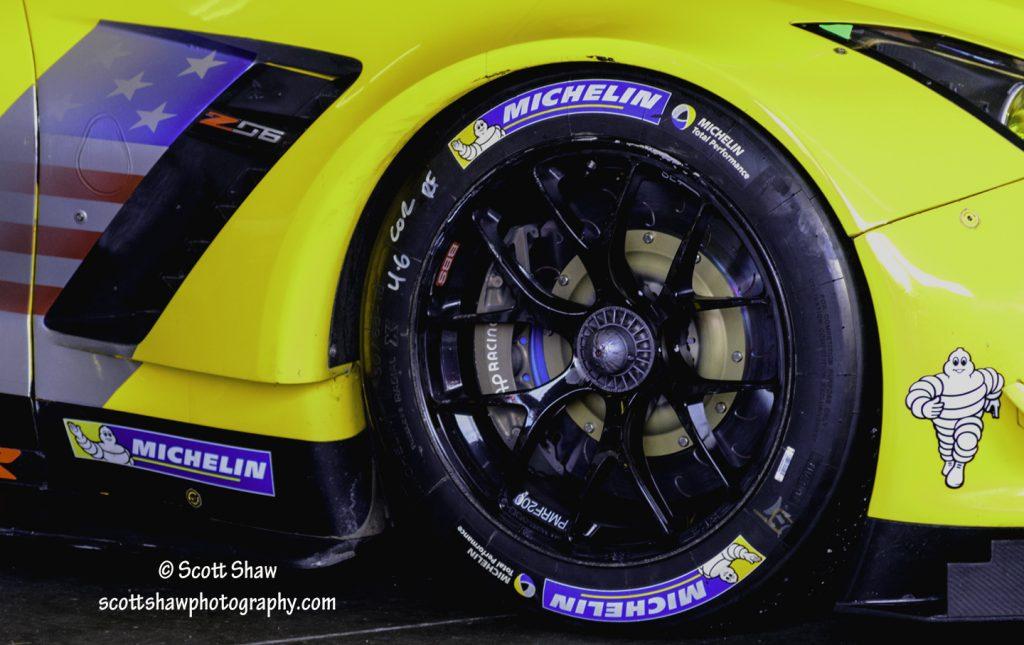 Corvette Racing Tire