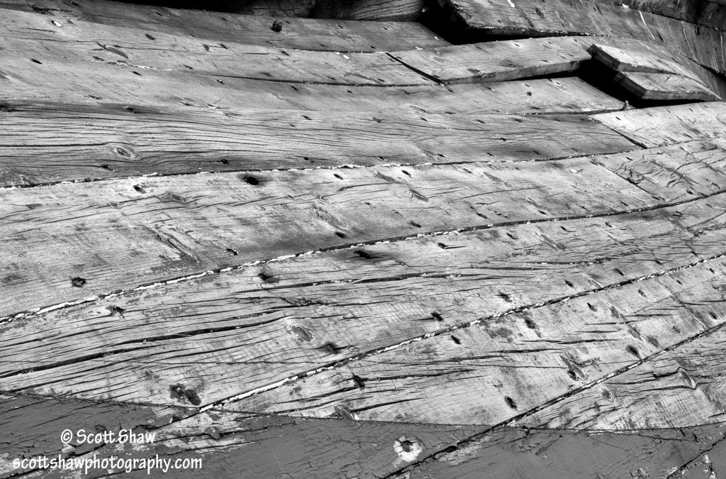 Dinghy Planks, Fortress Louisbourg