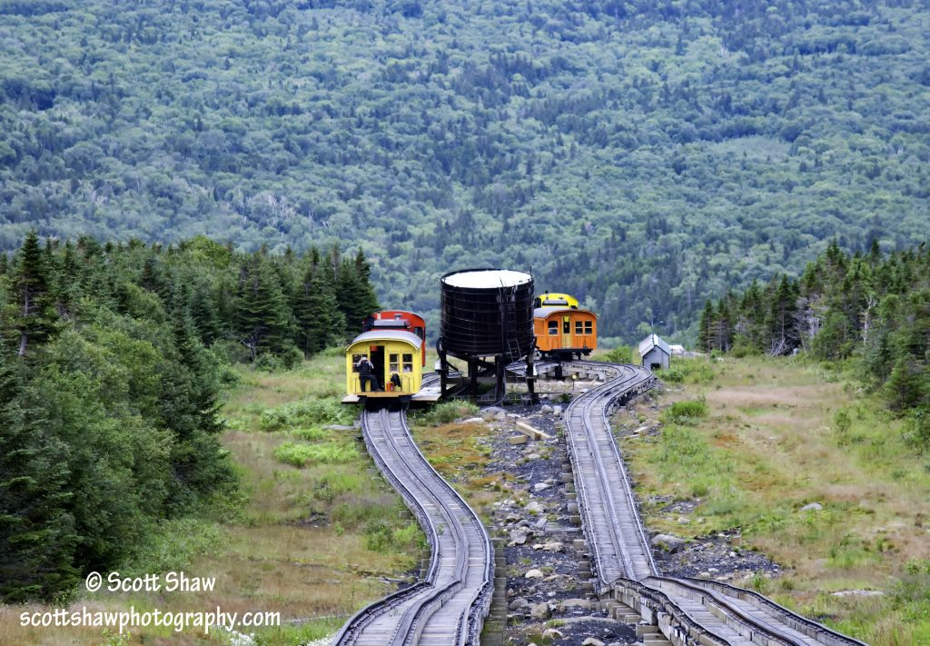 Mount Washington Cog Railway Water Station