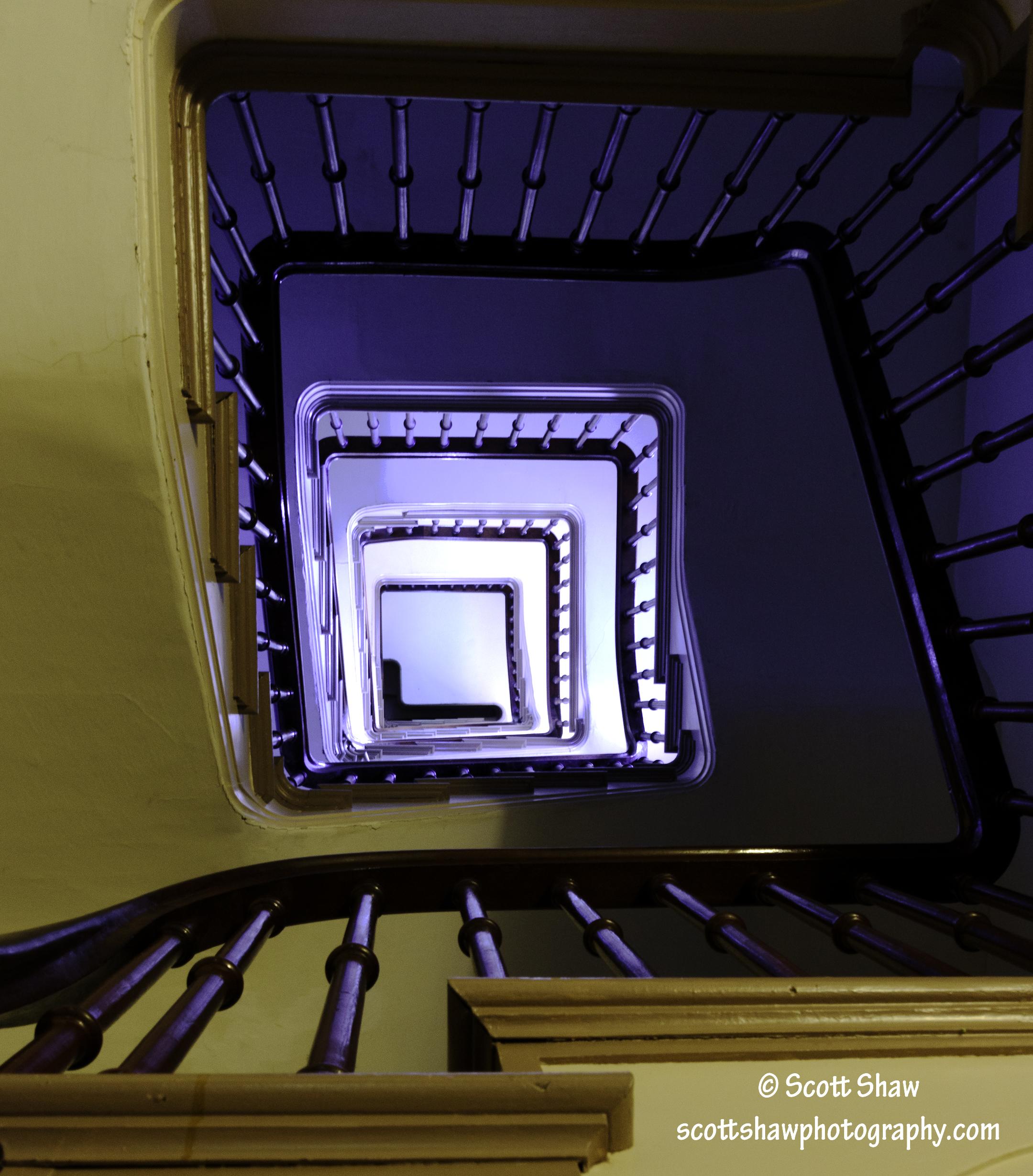 Van Buren Stairs