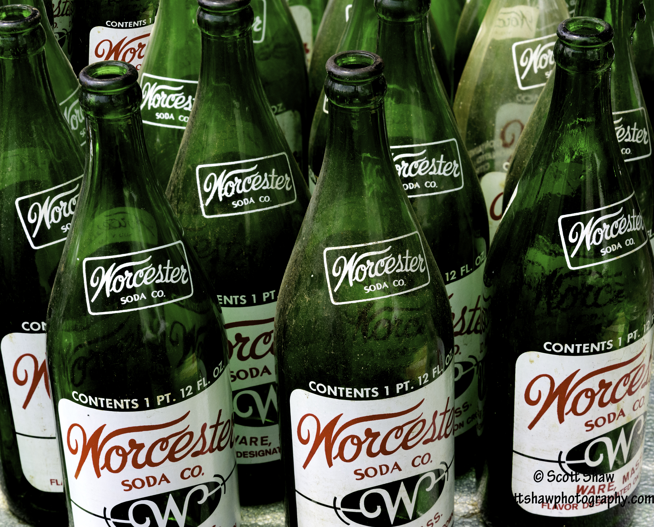 Worcester Bottles